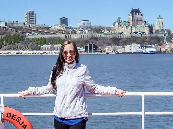 The Permanent Motion Sickness Cure That Changed My Life | The story of how I cured my motion sickness for good. #motionsickness #traveltips #seasick #quebeccity