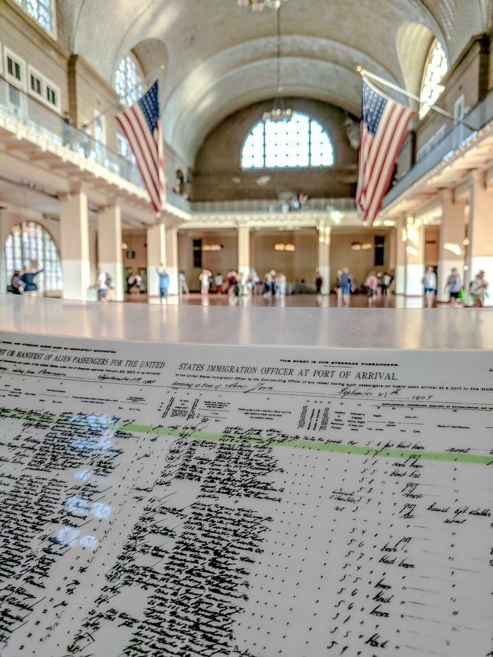 A Time-Budget Traveler's Guide to Visiting Ellis Island in a Hurry   New York City, Manhattan and the Statue of Liberty   United States Immigration Museum   National Park Site #ellisisland #newyorkcity #stateofliberty #nyc #manhattan #ushistory registry