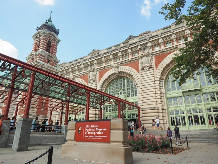 A Time-Budget Traveler's Guide to Visiting Ellis Island in a Hurry   New York City, Manhattan and the Statue of Liberty   United States Immigration Museum   National Park Site #ellisisland #newyorkcity #stateofliberty #nyc #manhattan #ushistory