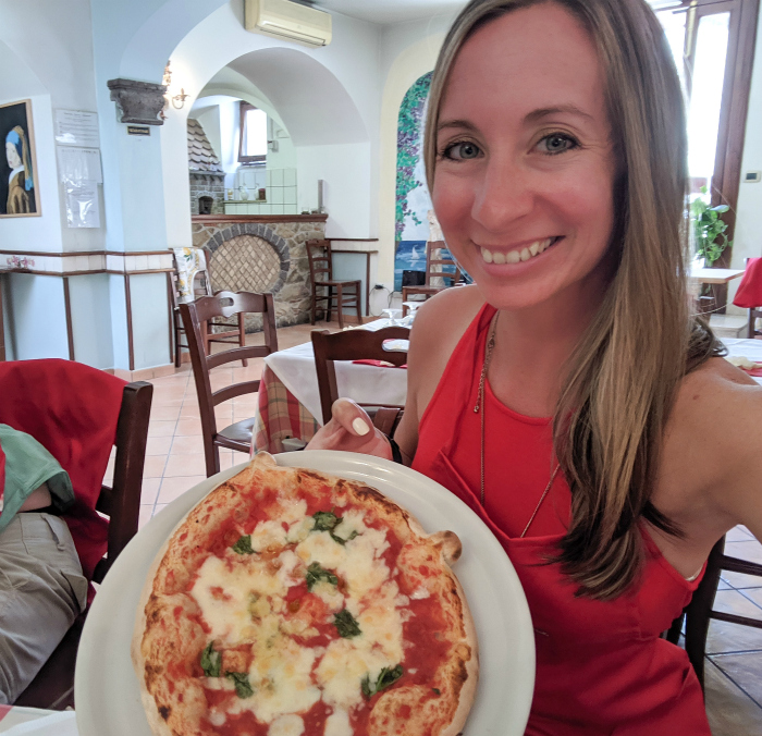 5 days in sorrento, italy + the amalfi coast | food tour and pizza making class #sorrento #italy #pizza #foodtour