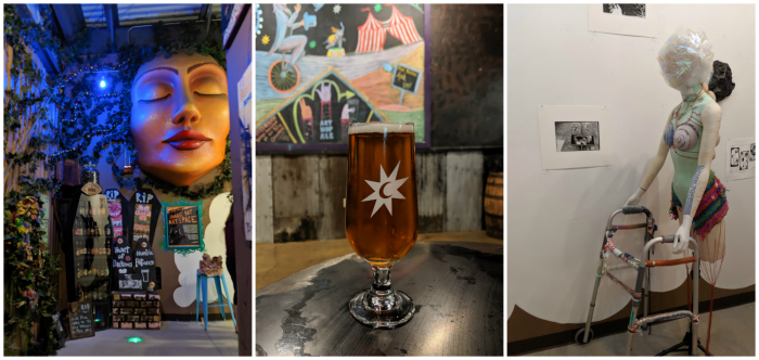 Magic Hat craft beer brewery and tour | 11 Ways to Fill Your Days During a Weekend in Vermont | #vermont #burlington #newengland #craftbeer