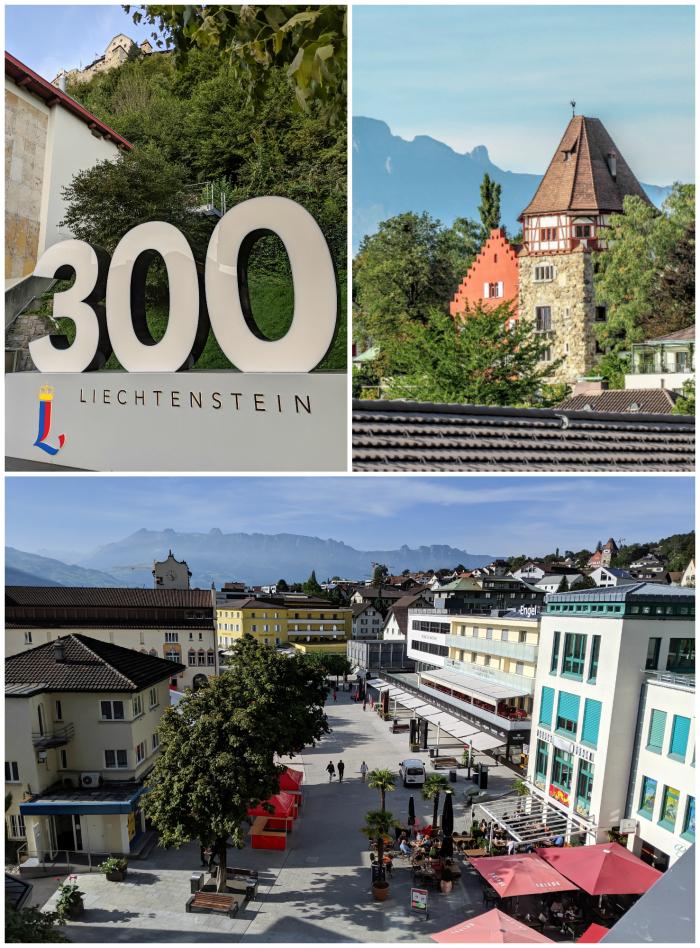 Spending 2 days in Liechtenstein | 300th anniversary, the Red House, and Vaduz center