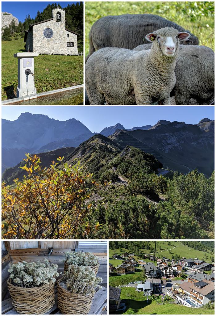 Spending 2 days in Liechtenstein in the Alps