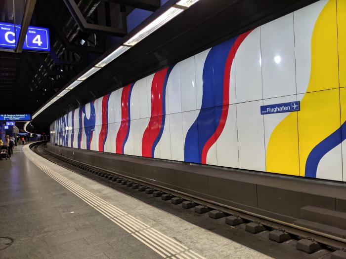 How to get to Liechtenstein from Zurich, Switzerland