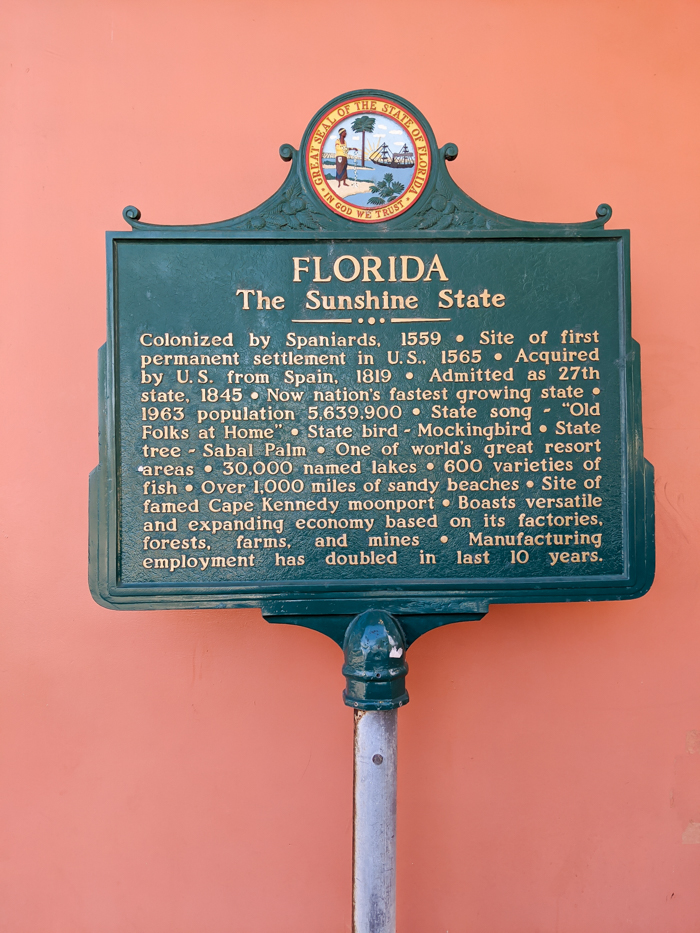 Florida history / 1 day in St. Augustine, Florida: A quick trip to America's oldest city / 24 hours in St. Augustine / day trip to St. Augustine from Jacksonville or day trip to St. Augustine from Orlando