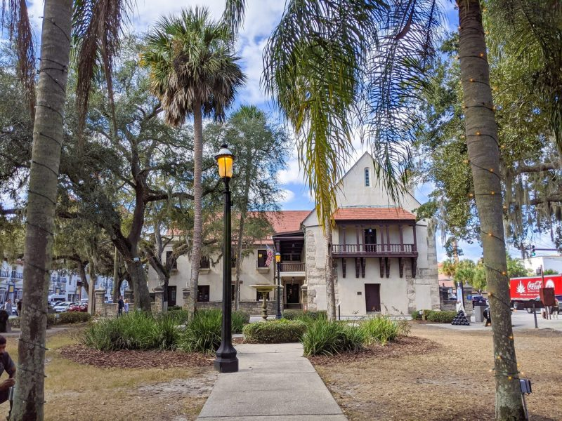 1 day in St. Augustine, Florida: a quick trip to America's oldest city / day trip to St. Augustine from Jacksonville / day trip to St. Augustine from Orlando / Castillo de san marcos, fountain of youth, lighthouse, spanish food