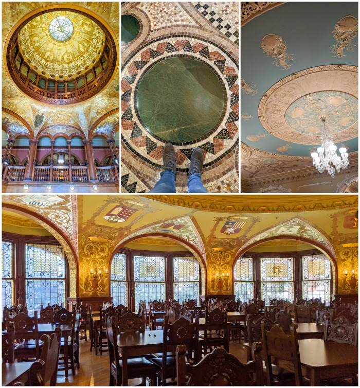 Flagler College tour / 1 day in St. Augustine, Florida: A quick trip to America's oldest city / 24 hours in St. Augustine / day trip to St. Augustine from Jacksonville or day trip to St. Augustine from Orlando