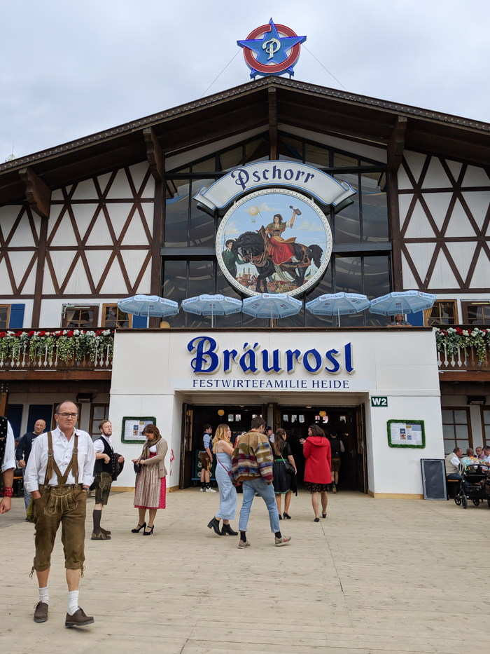 Gay Sunday at the Pshorr-Braurosl / Must-Know Oktoberfest tips from an Oktoberfest tour guide and locals / what you need to know about oktoberfest in munich, germany