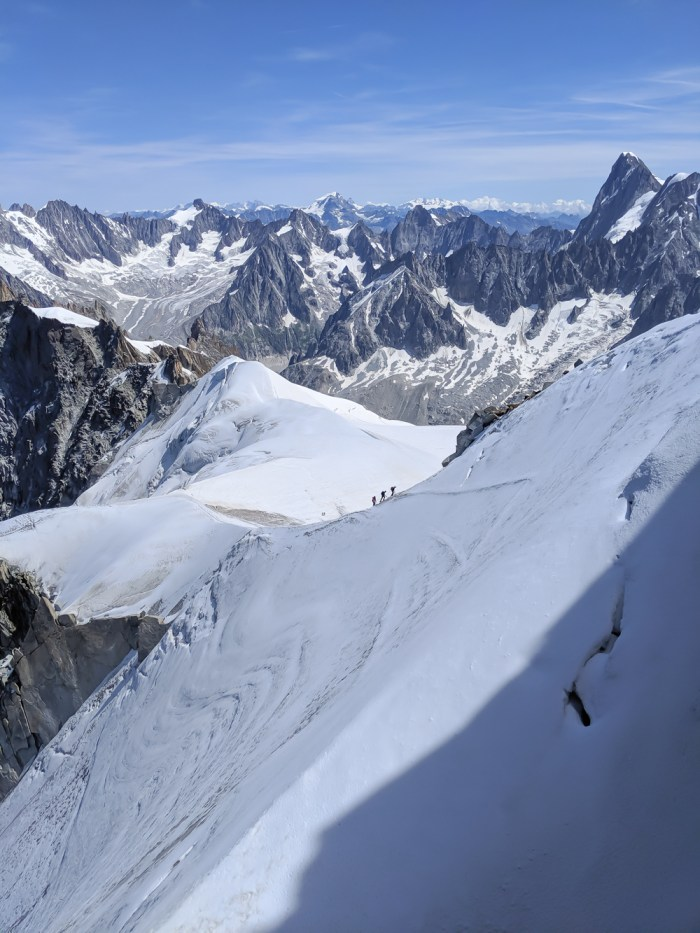 Aiguille du Midi summer visitor's guide, Chamonix, France: mountain views