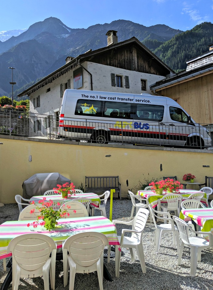 Chamonix in the summer travel guide: How to get to Chamonix, Alpybus from Geneva
