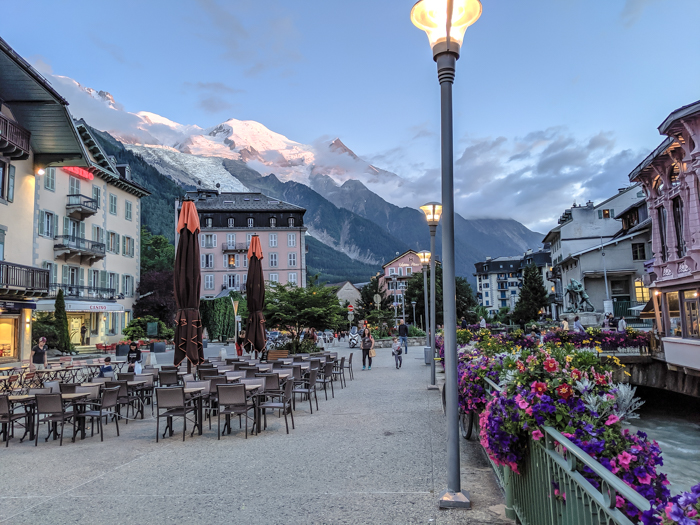 Chamonix in the summer travel guide: Chamonix in August