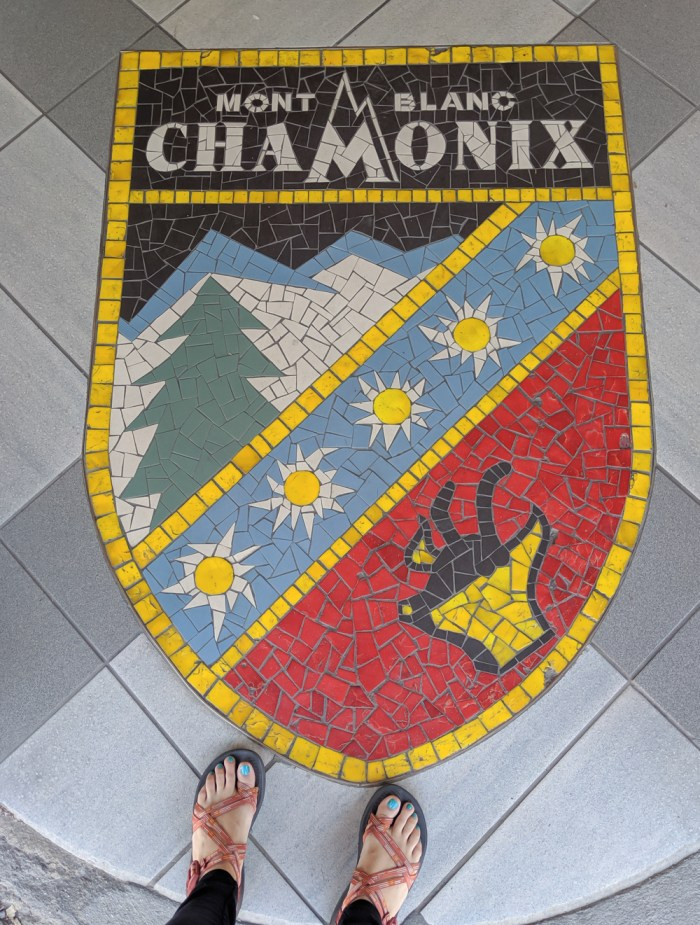 Awesome things to do in Chamonix in the summer: Alpine bucket list / Chamonix logo