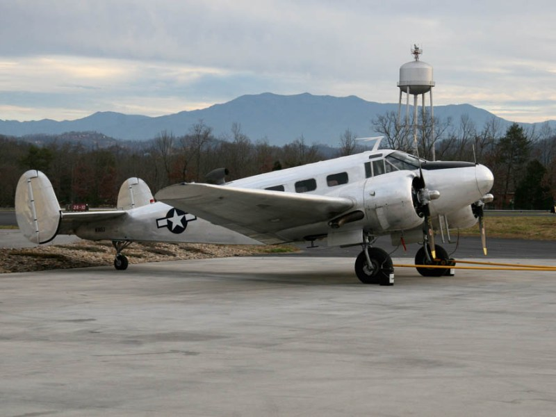 what to do in gatlinburg and pigeon forge tennessee - Tennessee Museum of Aviation, World War II planes