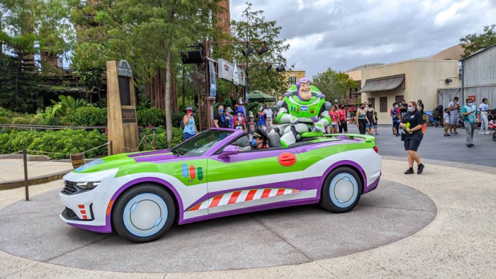 Visiting Disney World During the Pandemic: Everything You're Dying to Know | Disney World in 2020, what it's like to visit disney world right now. | buzz lightyear