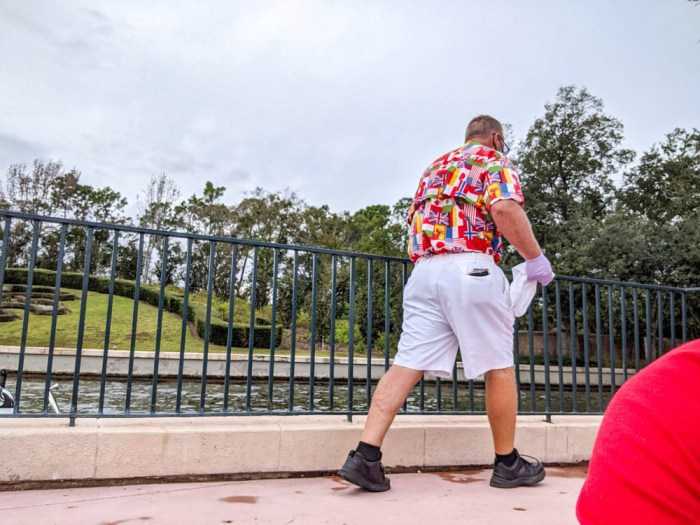 Visiting Disney World During the Pandemic: Everything You're Eager to Know | Disney World in 2020, what it's like to visit disney world right now. | cleaning