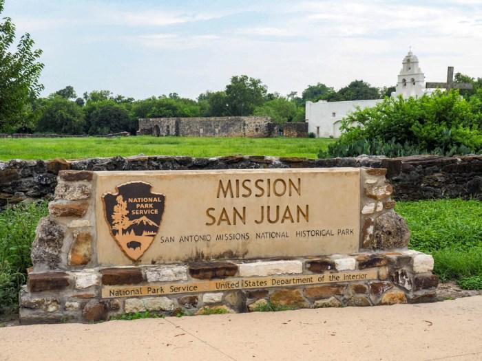 mission san juan historical sites in san antonio texas