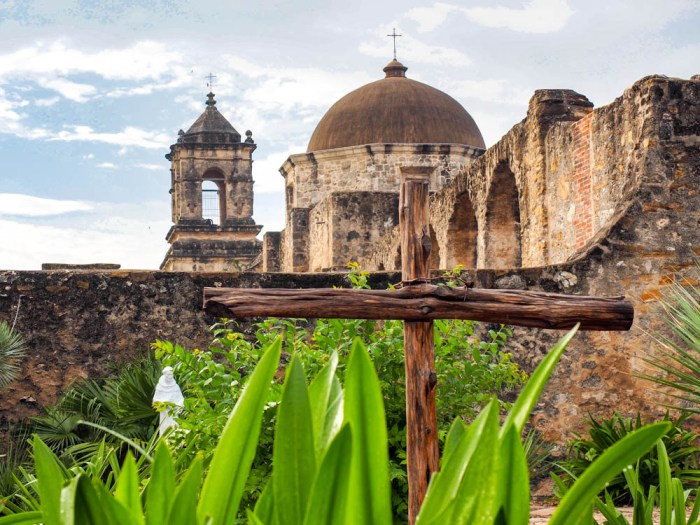 mission san jose historical sites in san antonio texas