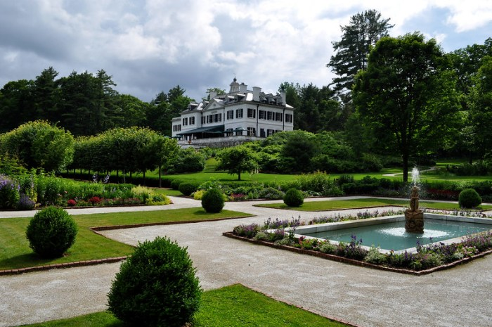 Mount mansion and gardens, Lenox, Massachusetts | 6 Easygoing Towns in the Berkshires You Need to Visit
