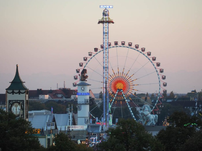 Oktoberfest at night | Will Oktoberfest 2021 take place? Is Oktoberfest 2021 going to be canceled? All the info you need to know like what to do, how to plan ahead, official announcements out of Munich, Germany