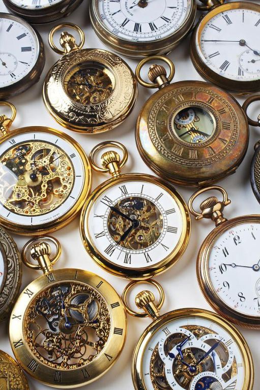 types of pocket watch