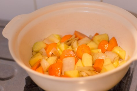 150121 - Japanese Potato and Pork Stew - 003