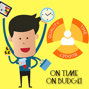 On Time On Budget