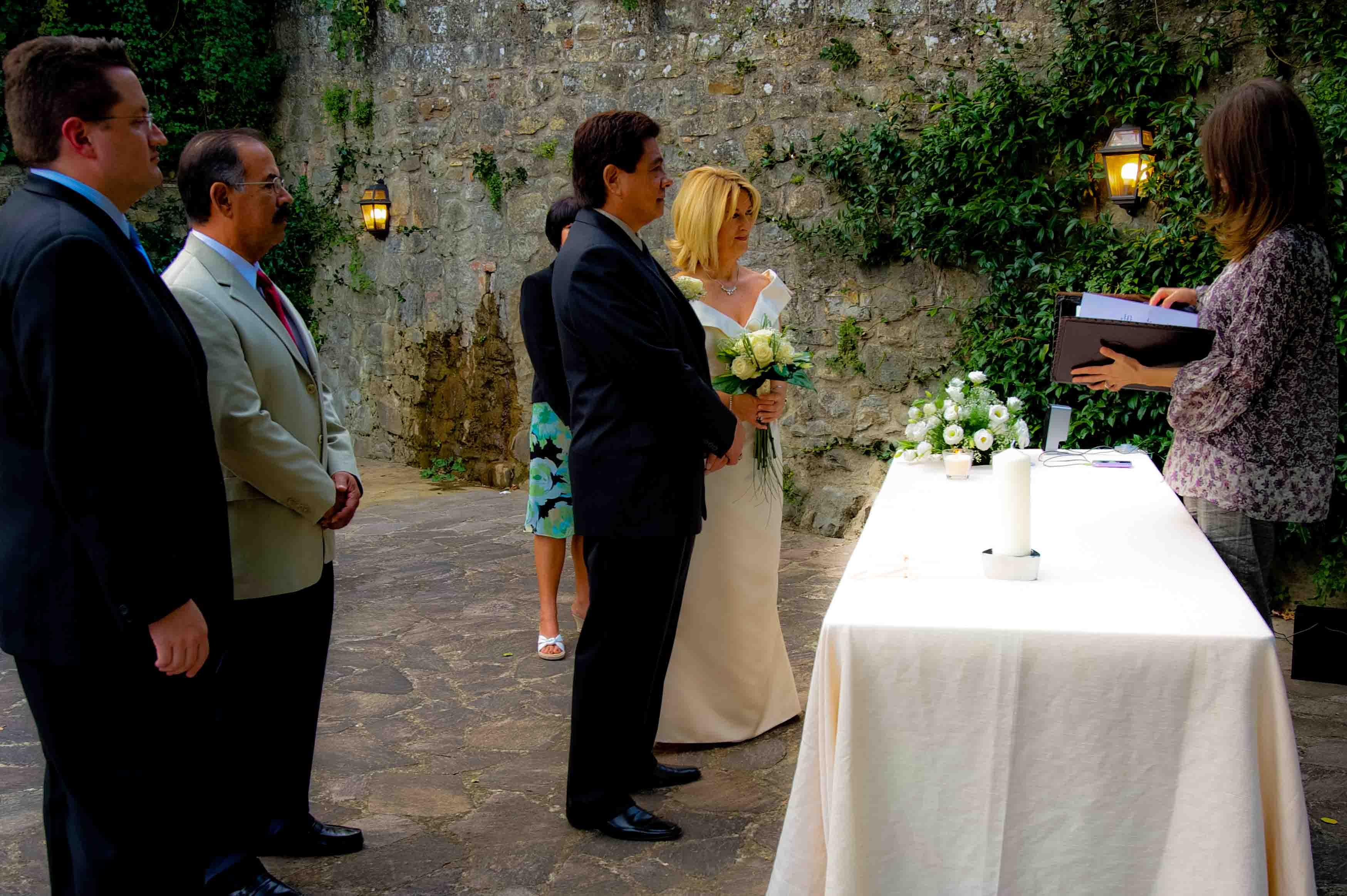 Certificato Matrimonio Simbolico : Servizi aggiuntivi per il matrimonio celebranti di
