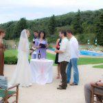 Wedding celebration Tusncay