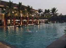 Alila diwa goa swimming pool