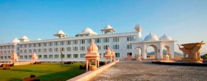 Radisson Blu Udaipur Front View