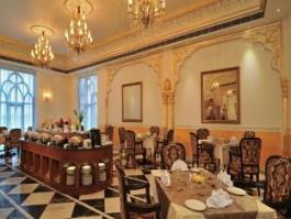 Rajasthali Resort & Spa Jharoka- Restaurant & Bar