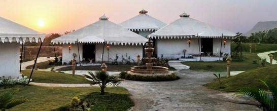 Rajasthali Resort & Spa Tents