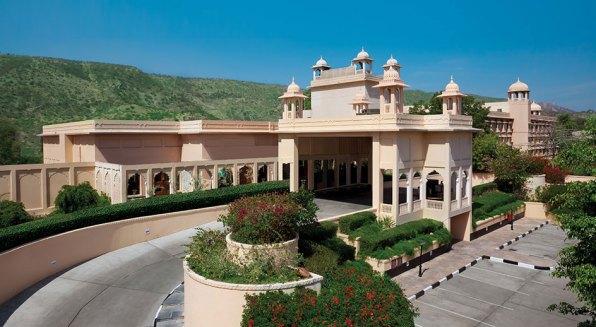 Trident Jaipur Enterance