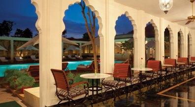 Trident Jaipur Veranda