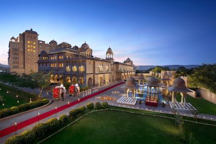 Weddings at Fairmont Jaipur