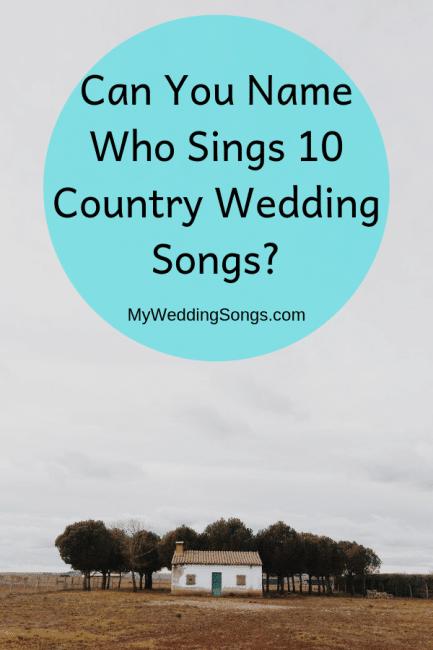 Top 50 Wedding Reception Songs