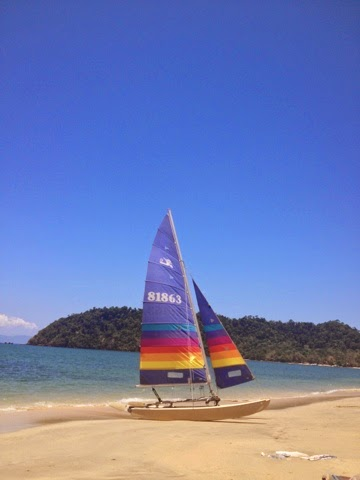 Koh Phayam Thailand, a car free family friendly island getaway.