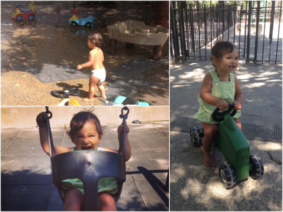 A mums guide to NYC with kids Bleecker Street Playground, NYC, Travel with Kids