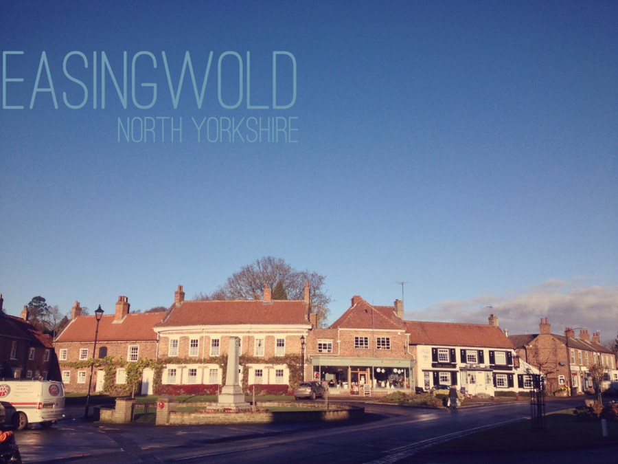 Shop Local Saturday in Easingwold – A traditional Yorkshire village