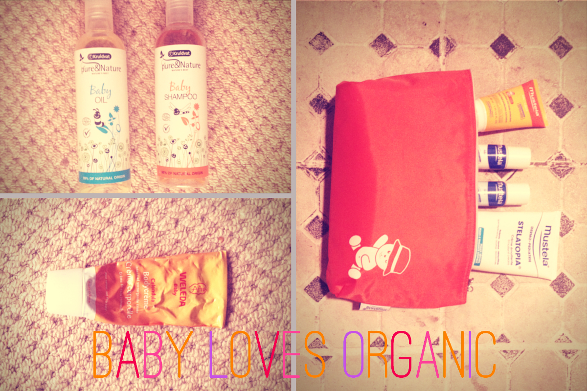 Our favorite European organic baby products