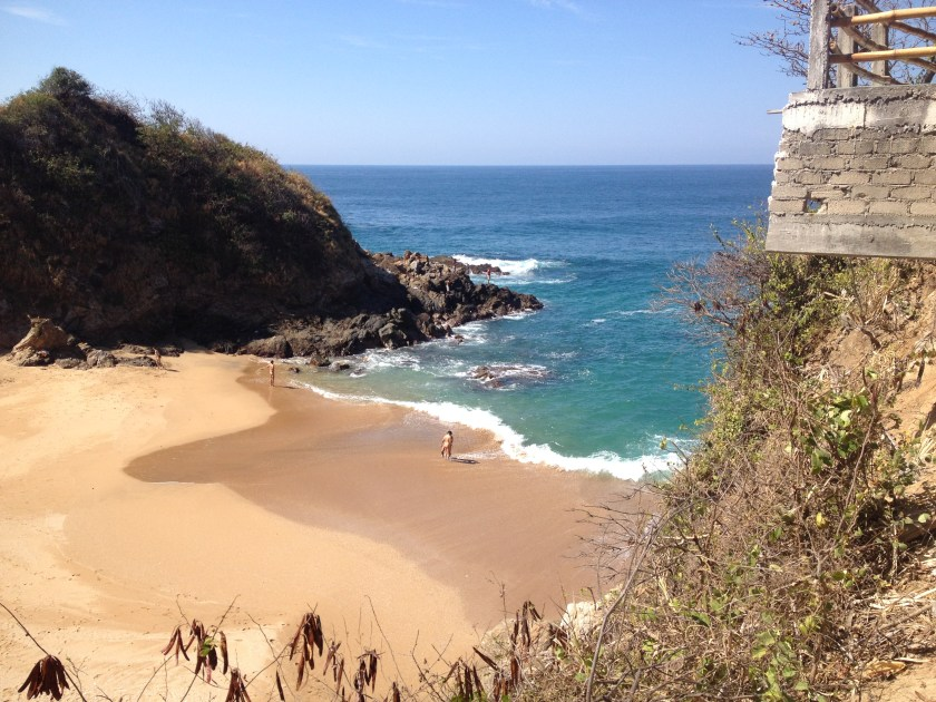 Our 3rd and final top beach spot in Oaxaca, Mexico is Zipolite. Its reputation as a nudist party beach may precede it but don't let this put you off. Zipolite really is what you make of it and has something for everyone.