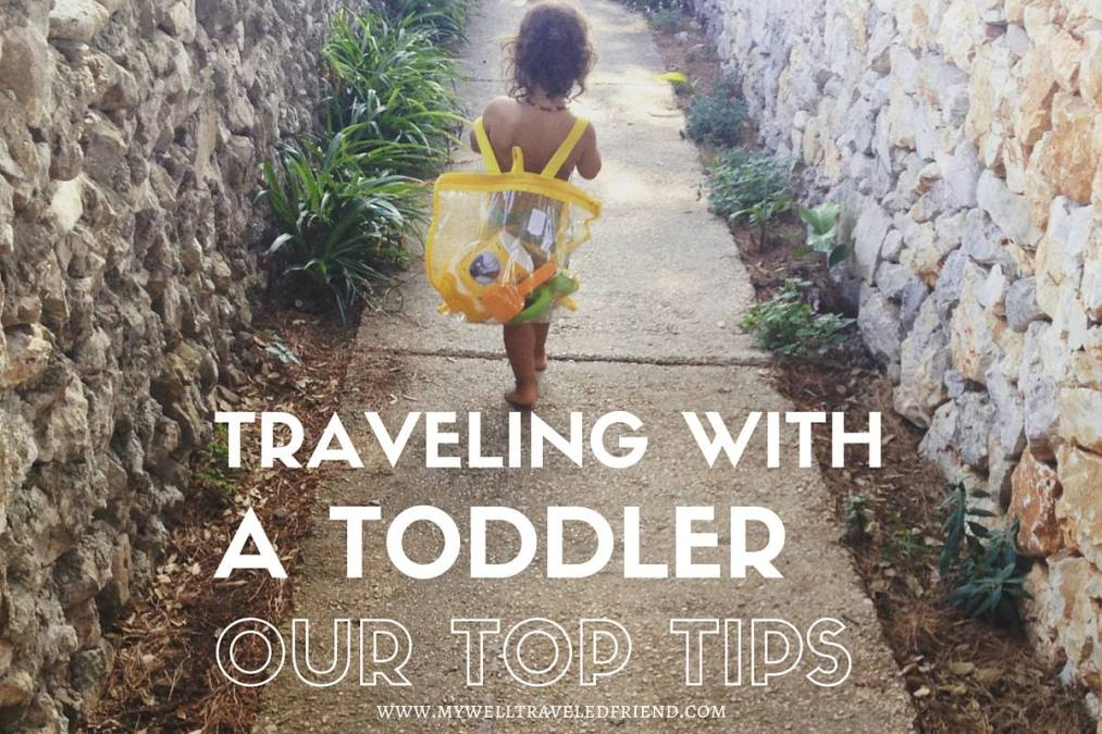 Holiday travel with toddlers long haul and beyond