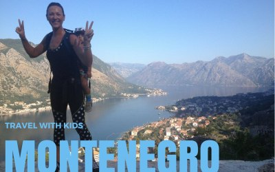 Montenegro with kids. What to do and where to go?