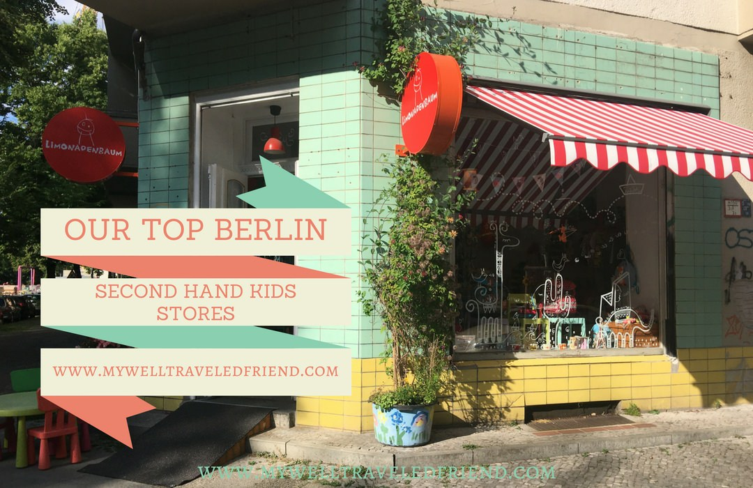Our TOP Berlin Children's Second Shops