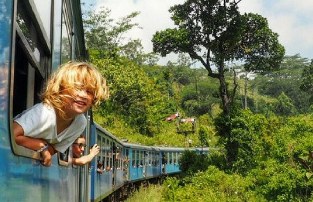 Family Sri Lanka Trip with Mum Pack Travel