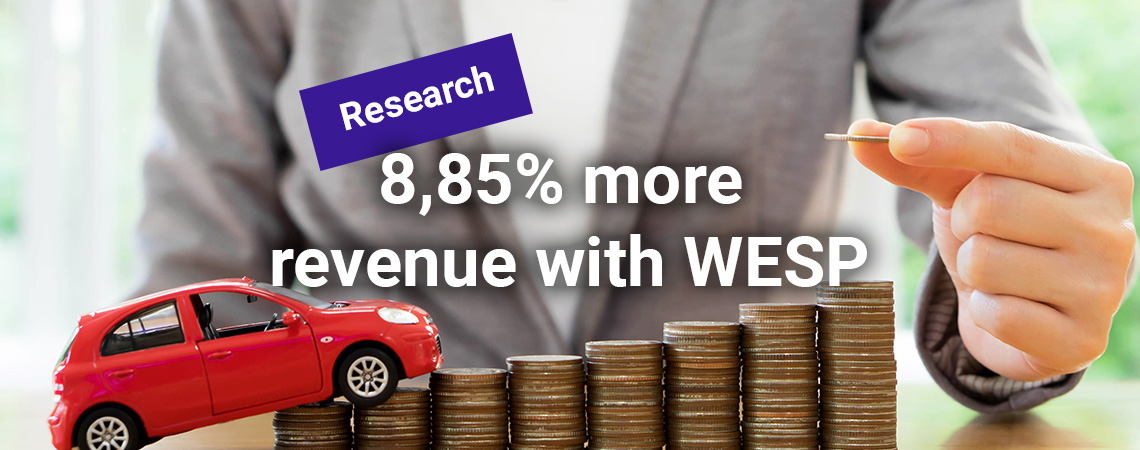 WESP blog research more revenue with WESP