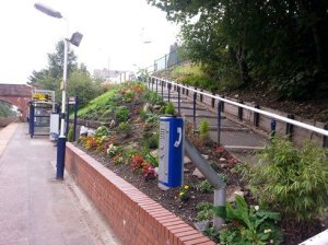 Improvements at Westhoughton railway station
