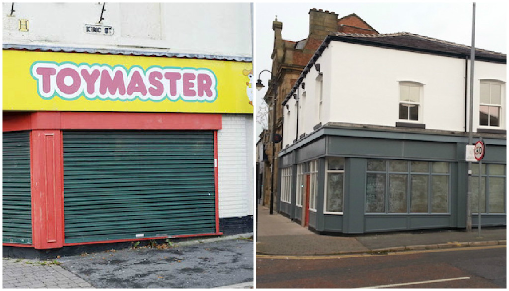 New restaurant and shop to open at former Toymaster