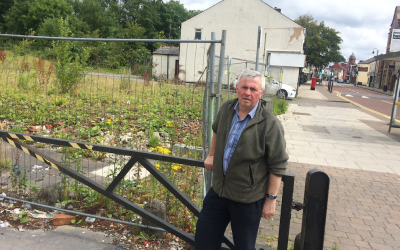 Build new shops on Gaiety site, urges Westhoughton councillor