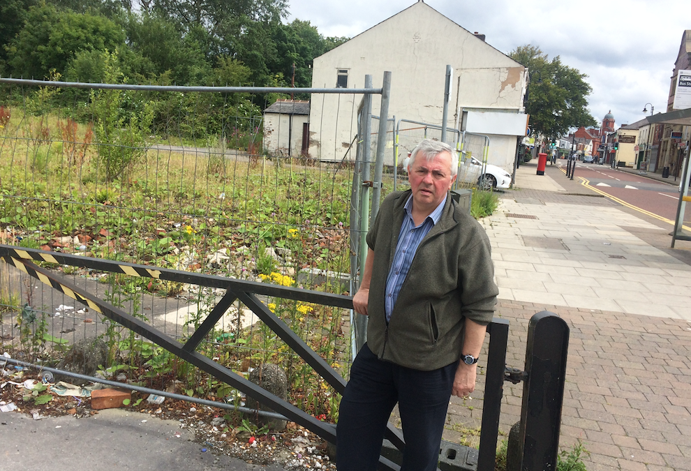 Labour back houses NOT shops for old Gaiety snooker hall site